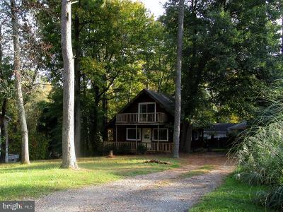 Calvert County Single Family Home For Sale: 741 Rattlesnake Road