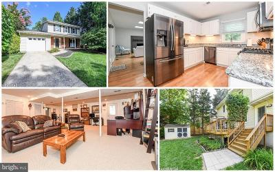 Frederick MD Single Family Home For Sale: $350,000