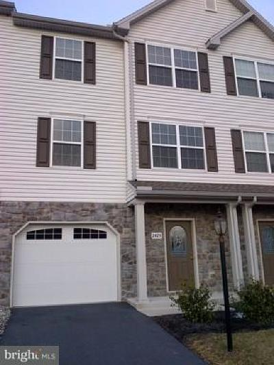 Mechanicsburg Rental For Rent: 6209 Galleon Drive