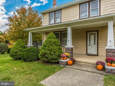 Mount Airy Single Family Home For Sale: 303 Park Avenue