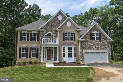 Clarksville, Columbia, Ellicott City, Laurel Single Family Home For Sale: 13025 Greenberry Lane