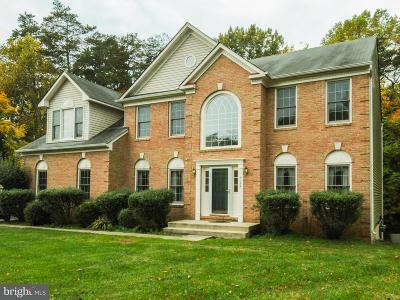 Manassas VA Single Family Home For Sale: $649,500