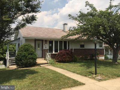 Reading Single Family Home Under Contract: 416 Mitti Road
