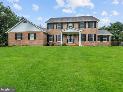Clarksville Single Family Home For Sale: 5406 Jamesway Court