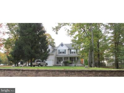 Tabernacle Twp Single Family Home For Sale: 39 Lakeview Drive