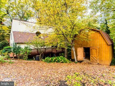Saint Leonard Single Family Home For Sale: 1492 Dogwood Circle
