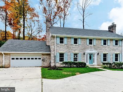 Potomac Single Family Home For Sale: 9305 Mercy Hollow Lane