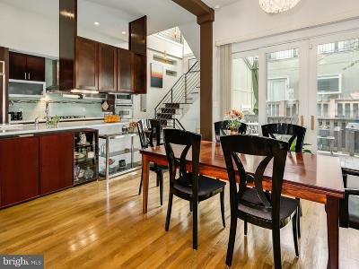Washington Single Family Home For Sale: 1217 10th Street NW #C