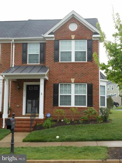 Caroline County Townhouse Active Under Contract: 17129 Perinchief Street