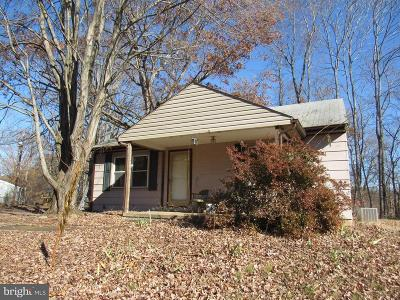 Culpeper County Single Family Home For Sale: 4513 Waterford Road