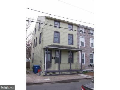 Mount Holly Multi Family Home For Sale: 12 Church Street