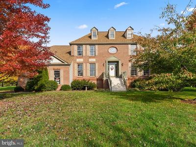 Poolesville Single Family Home Active Under Contract: 17101 Campbell Farm Road