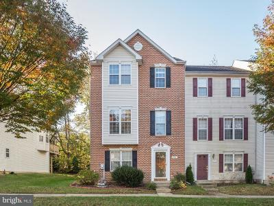 Prince Frederick Townhouse For Sale: 274 Cambridge Place