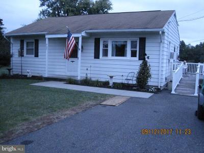 Havre De Grace Single Family Home For Sale: 727 Earlton Road