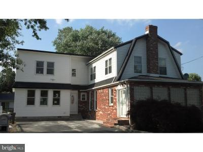 Ewing Single Family Home For Sale: 118 Crescent Avenue
