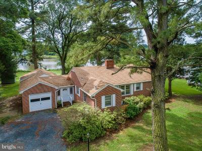 Easton Single Family Home For Sale: 8997 Glebe Creek Road