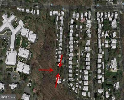 Residential Lots & Land Under Contract: 29th Street NW