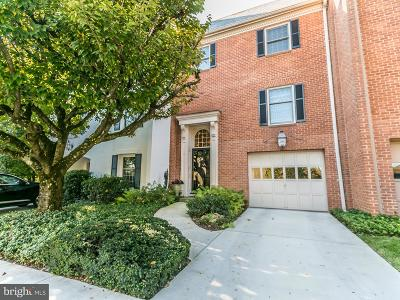 Baltimore Townhouse For Sale: 12 Hume Court #21