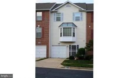 Fort Washington MD Townhouse For Sale: $329,900