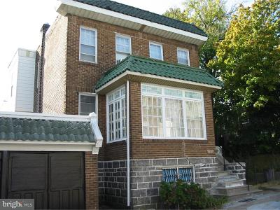 Single Family Home For Sale: 5306 W Columbia Avenue