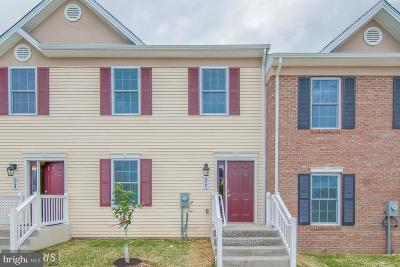 Woodstock Townhouse For Sale: 522 Hotchkiss Drive