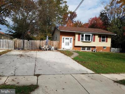 Lorton Single Family Home For Sale: 7504 Devries Drive