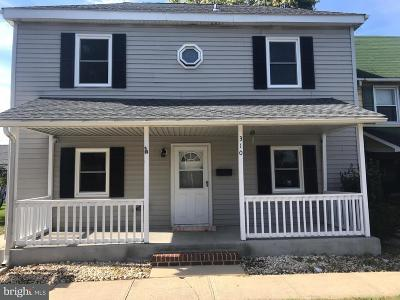 Havre De Grace Single Family Home For Sale: 310 Stokes Street N
