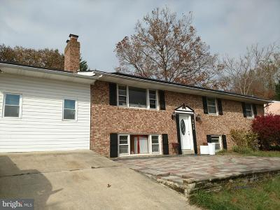 Temple Hills Single Family Home Under Contract: 5413 Old Temple Hill Road