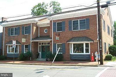 Leesburg Commercial For Sale: 15 Loudoun Street SW #D