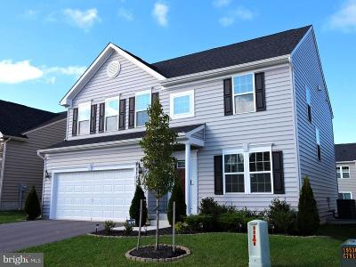 Falling Waters Single Family Home For Sale: 139 Tollerton Trail