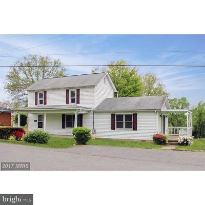 Culpeper Single Family Home Active Under Contract: 330 Fairview Road W