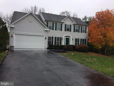 Emmitsburg Single Family Home For Sale: 3115 Stonehurst Court