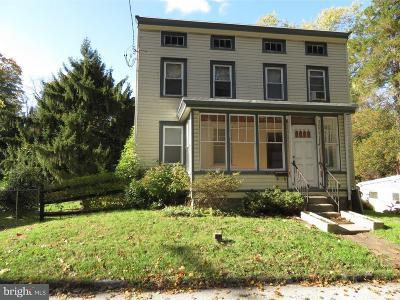 Single Family Home For Sale: 551 Gorgas Lane