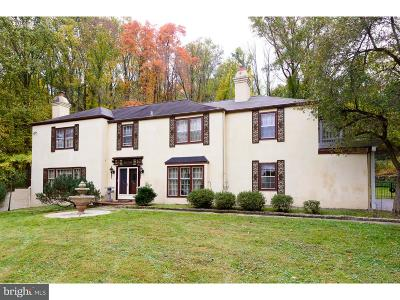 Gladwyne Single Family Home For Sale: 1941 Lafayette Road