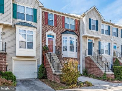 Montgomery County Townhouse For Sale: 20807 Shamrock Glen Circle #7-704