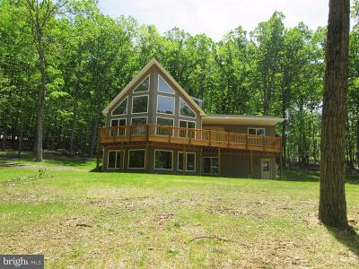 Warren County Single Family Home For Sale: Blue Mountain Road, Lot 4