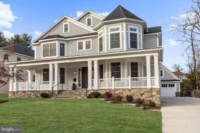 Bethesda Single Family Home For Sale: 6009 Durbin Road