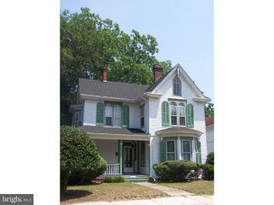 Laurel Single Family Home For Sale: 605 S Central Avenue