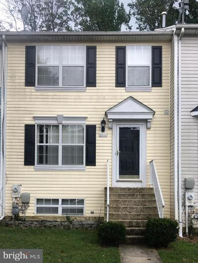 Randallstown Townhouse For Sale: 3511 Orchard Shade Road