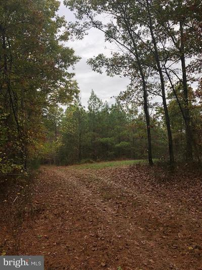 Strasburg Residential Lots & Land For Sale: 1815 Turkey Run Road