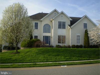 Hockessin Single Family Home For Sale: 22 Spring Valley Lane