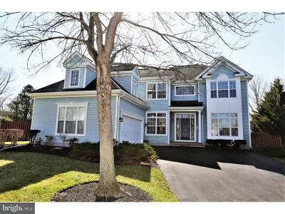 Plainsboro Single Family Home For Sale: 6 Barn Swallow Court