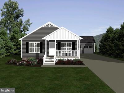 Easton Single Family Home For Sale: 412 Aurora Street