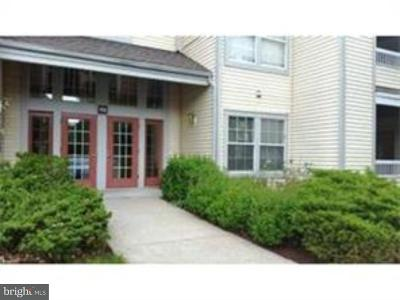 West Windsor Single Family Home For Sale: 113 Cascade Court #4