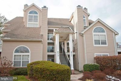 Gaithersburg Condo For Sale: 933 Hillside Lake Terrace #112