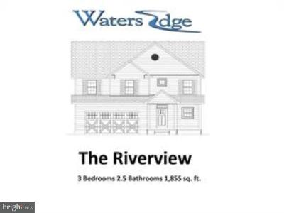 Frederica Single Family Home For Sale: 249 Waterway Drive