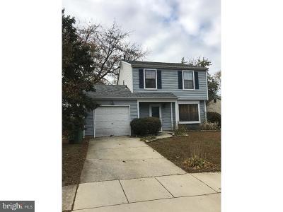 Swedesboro Single Family Home For Sale: 120 Robins Run E
