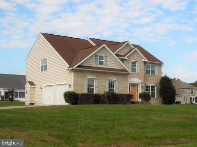 Camden Single Family Home For Sale: 207 Putter Way
