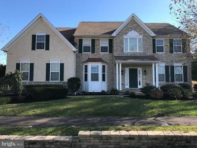 Bucks County Single Family Home For Sale: 248 Pennland Farm Drive
