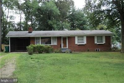 Accokeek Single Family Home For Sale: 16720 Huron Street